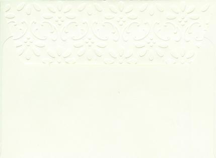 Embossed Envelope - Finial Press debossed (2)
