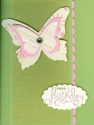 Butterflies Spinner Card - Allison (2)