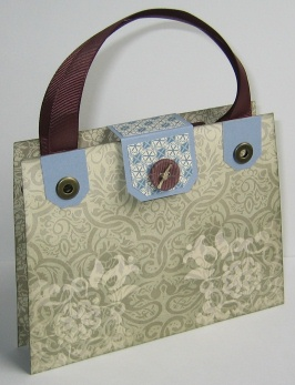 Nancy's Purse Gift Set - purse front