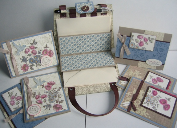 Nancy's Purse Gift Set - ensemble