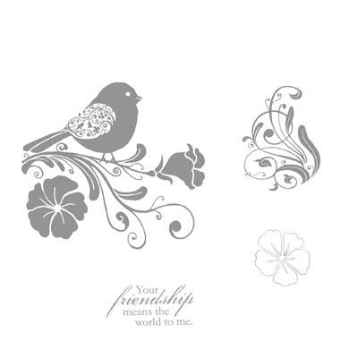 Wings of friendship 114308L