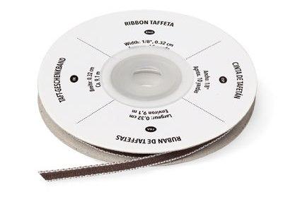Taffeta ribbon skinny 119959L