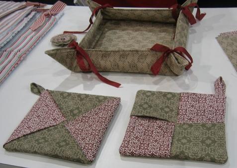 Fabric - hot pads