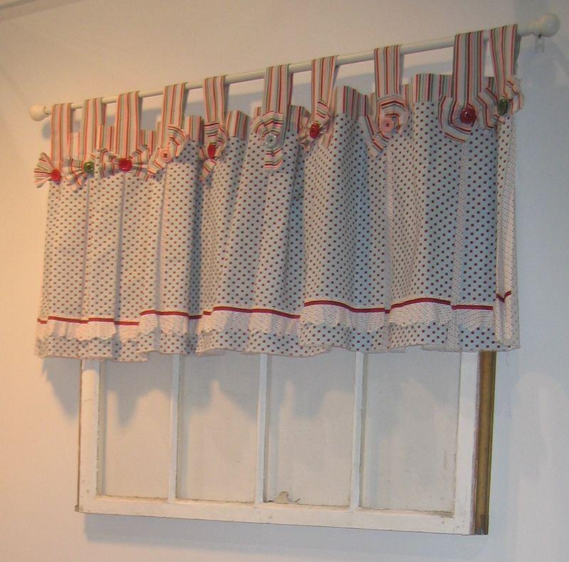 Fabric - curtains