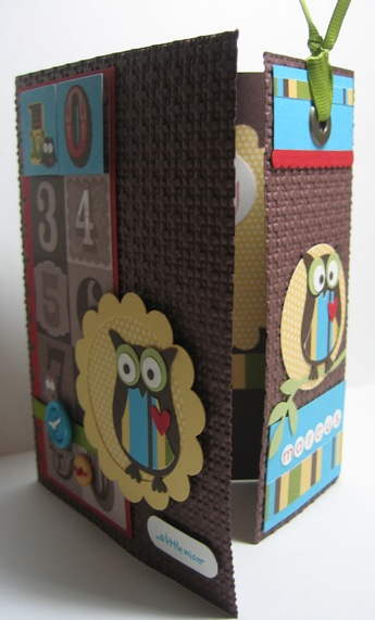 Marcus owl - whole card