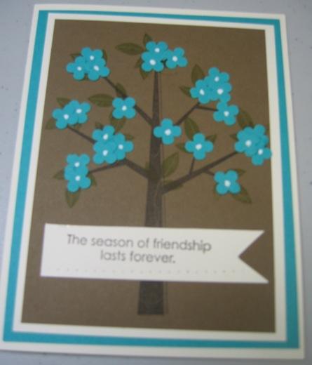 Season of friendship flowers - carmen