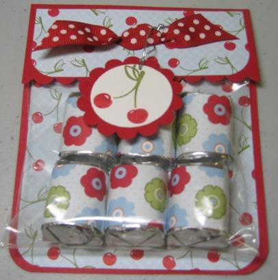 Cherry nugget pack - carmen