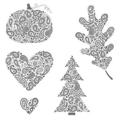 Paisley prints 120817L