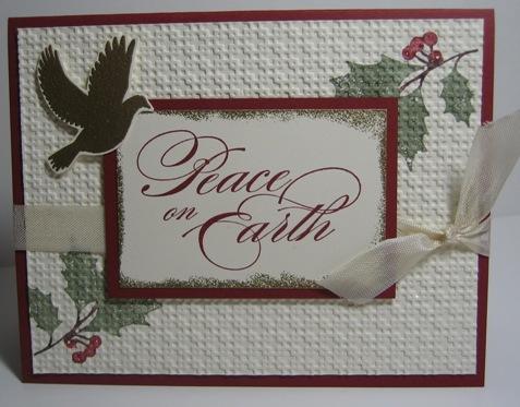 Peaceful season - lattice