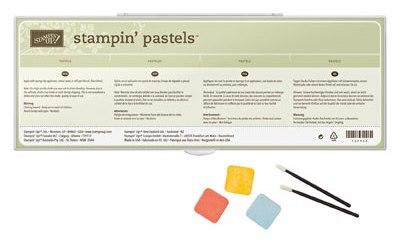 Stampin pastels 120962L