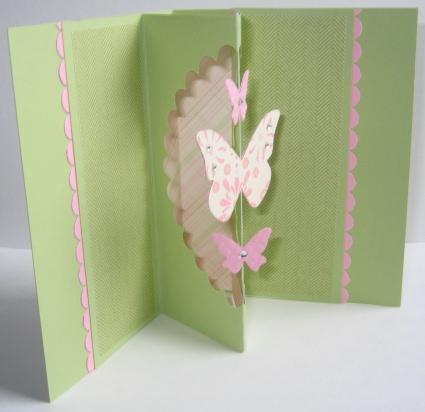 Spinning Butterflies 1 - Allison