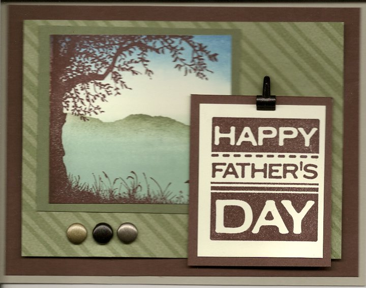 Michelle's Fathers Day card