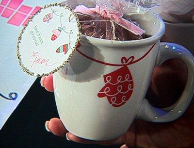 Decor Elements - mug gift