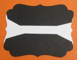 Decorative label punch layer 3