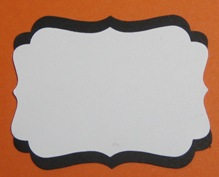 Decorative label punch layer 4