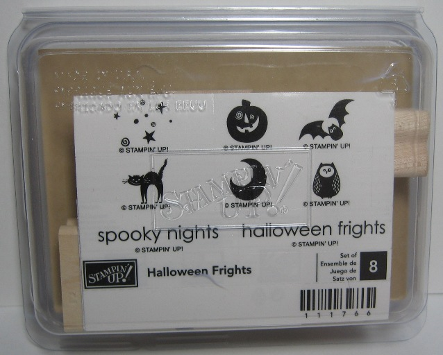 Halloween frights set