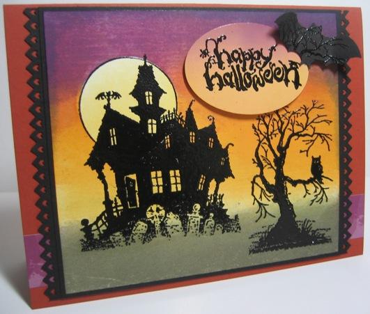 House of haunts sunset h