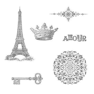Artistic etchings 118517L