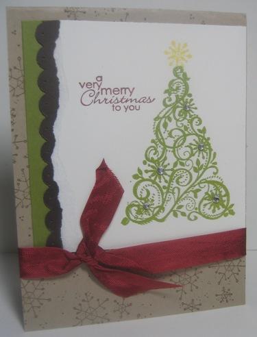 Christmas Card Contest - Kris