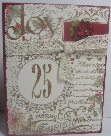 Christmas Card Contest - Shirley