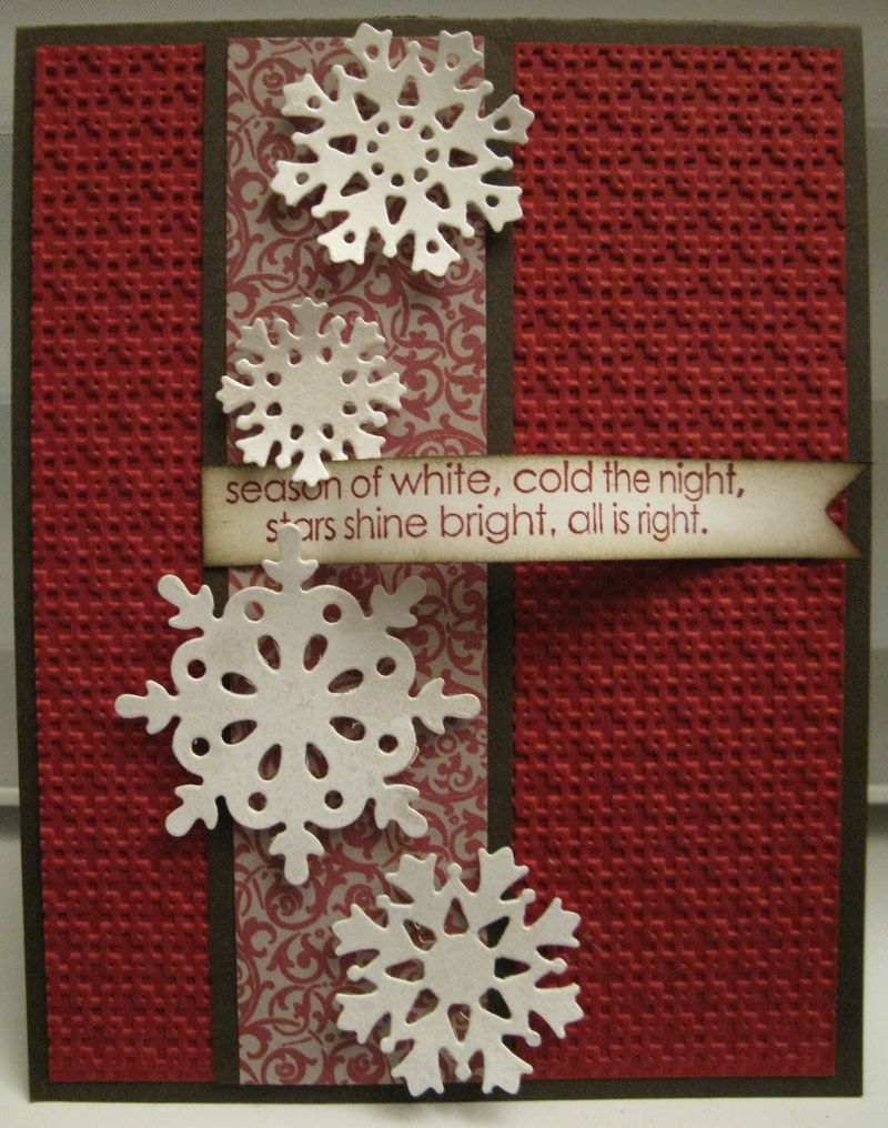 Christmas card contest 2 - tracy parker