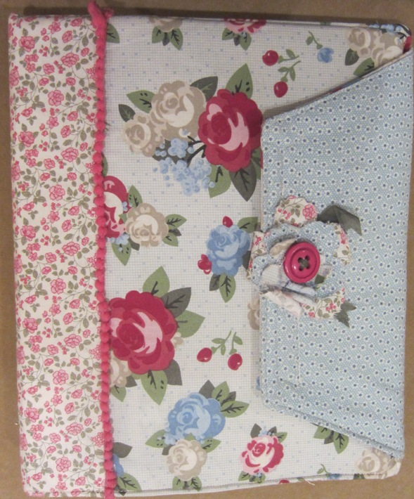Swaps - binder cover front