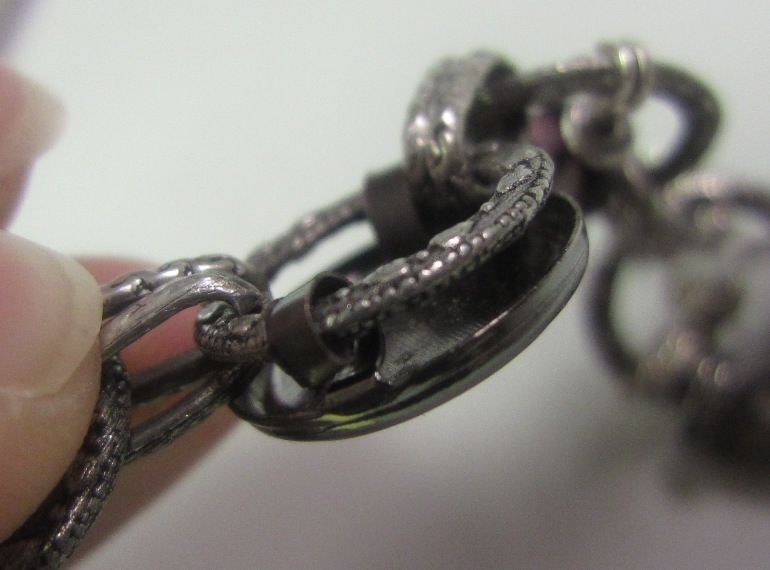 Bracelet - underside 2