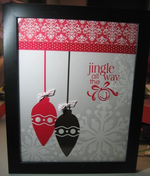 Darla - decor elements jingle ornament
