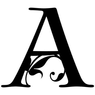 Monogram letter 119328L