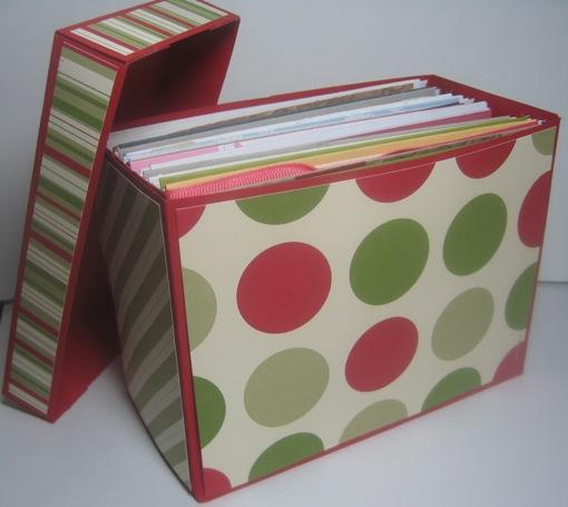 Carmen - card box