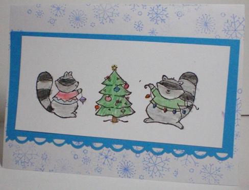 Christmas card contest 2 - jessica