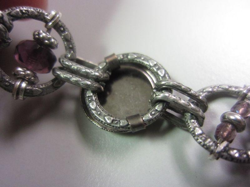 Bracelet - underside