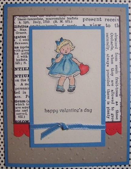Demo 2 - Michelle Marina Mist Greeting Card Kids