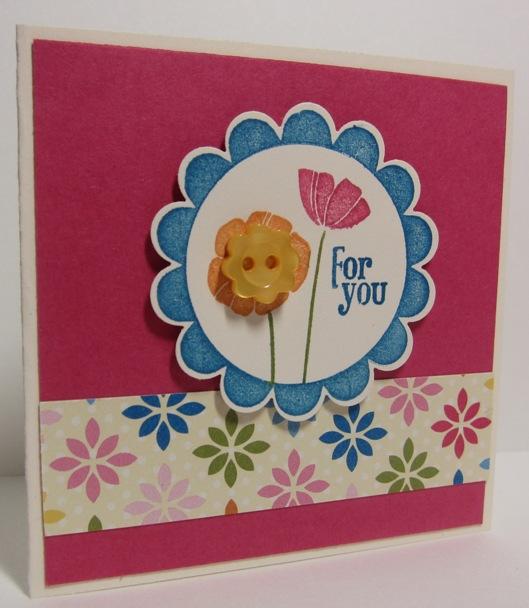 Ice cream parlor card 1