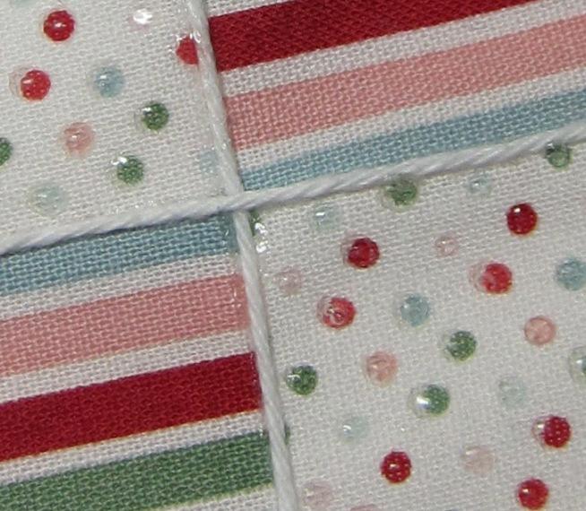 Stocking - darla candy cane closeup 2