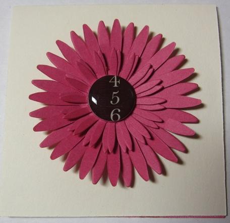 Demo 1 - kari daisy 3x3