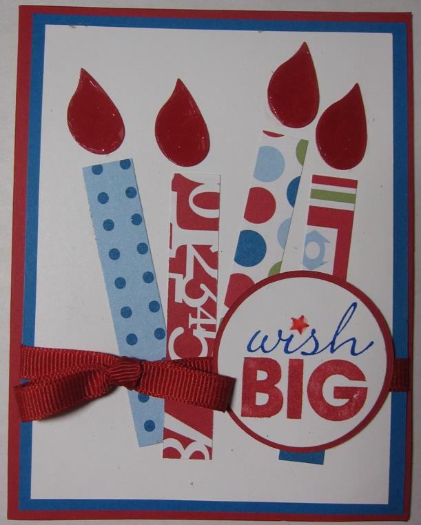Demo 1 - michelle wish big candles