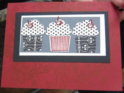 Dvd cupcake - latavia