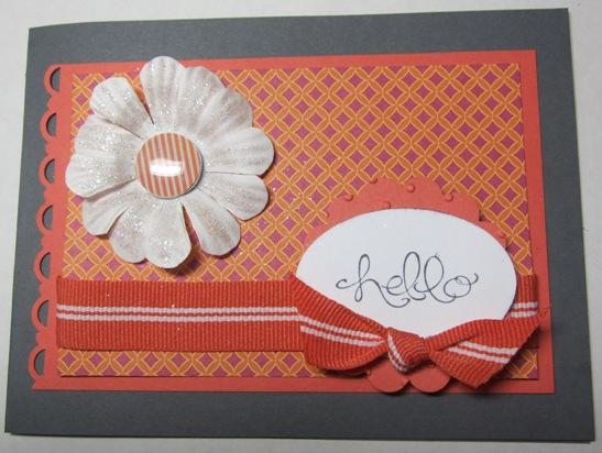 Demo - kari shimmer flower