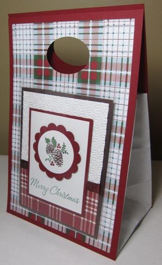 Frostwood gift bag