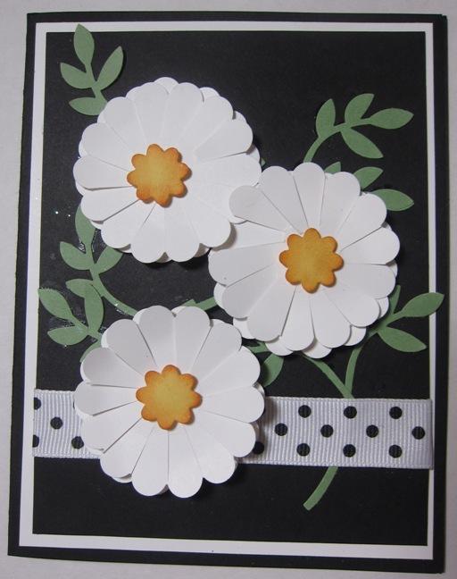 Carmen - scallop circle flowers