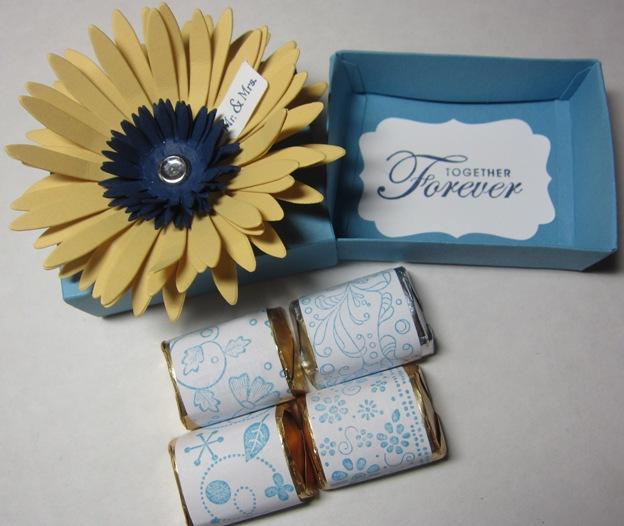 Favor - box inside