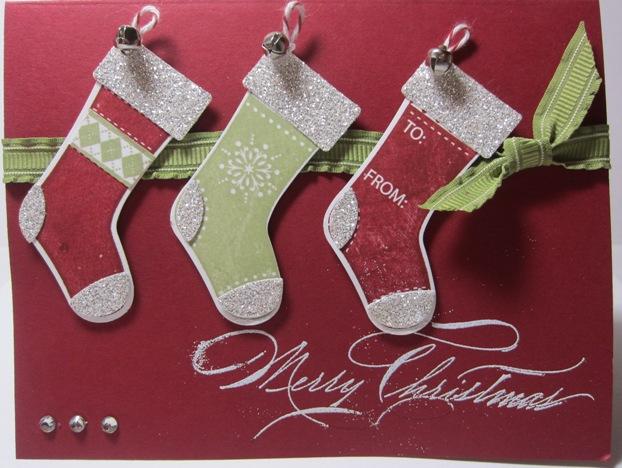 Club - stocking kathy