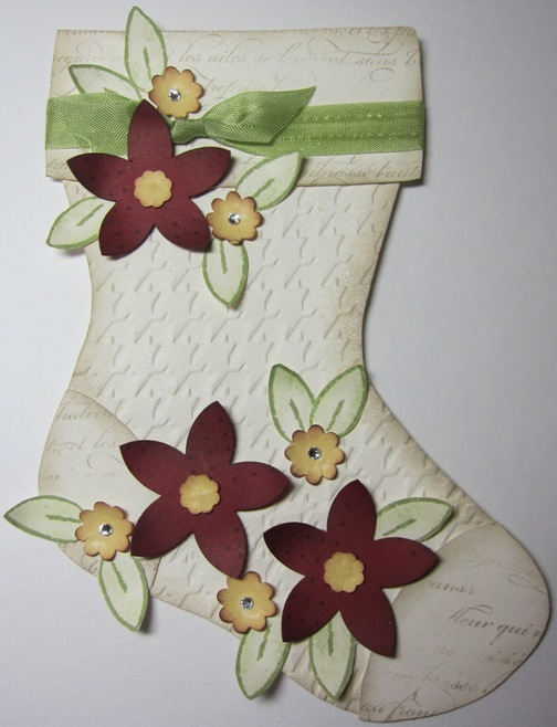 Stocking - jodi