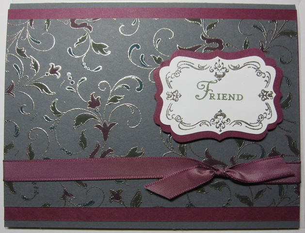 Creative elements colored emboss gray