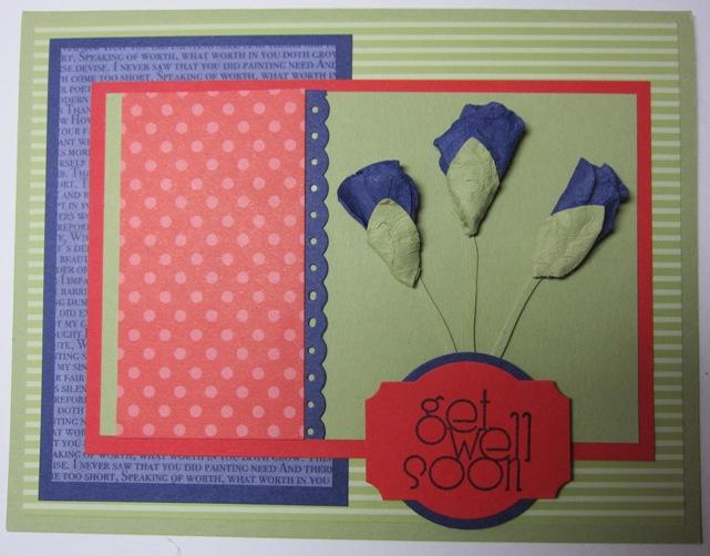 Hoover flowers - sweet pea