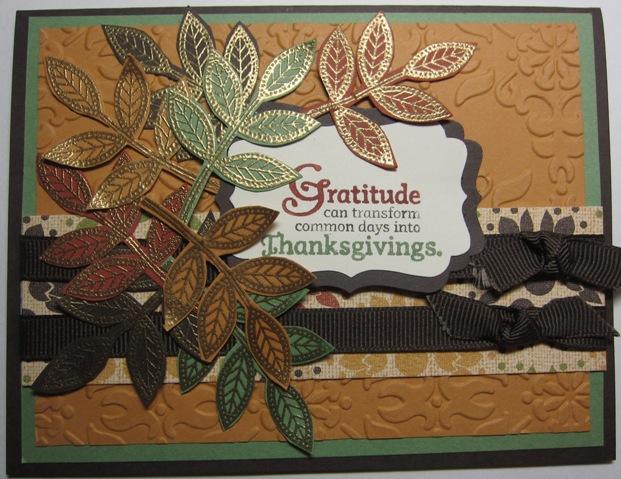 Show 1 - carmen days of gratitude