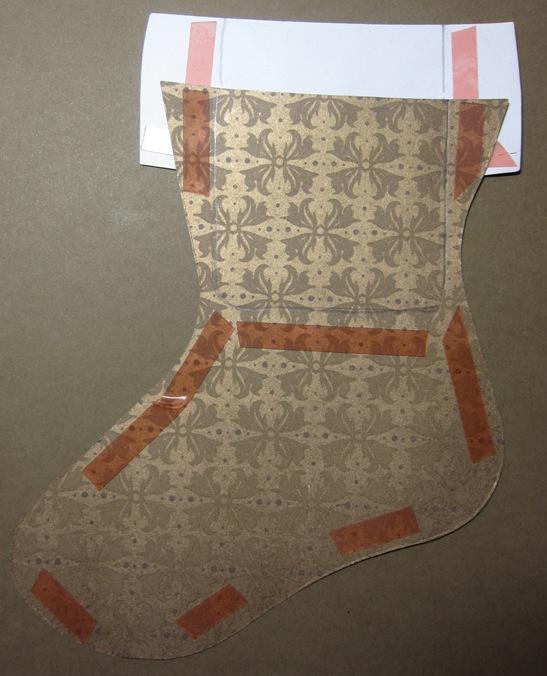 Socks - stickied up