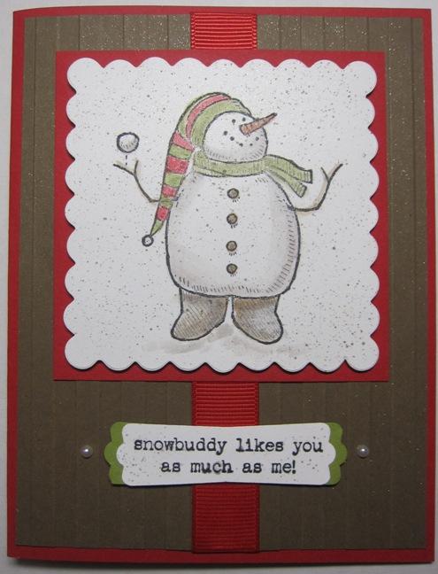 Snow much fun stripes sas
