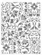 Clearly for you floral 121976L